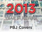 Year in Review: A year's worth of PBJ covers, all at once