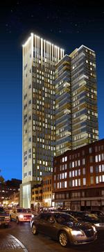 AvalonBay underway with $175M Theater District apartment tower