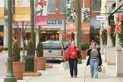 The Greene drew in 10 new retail tenants during the year.