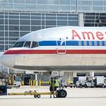 Three items remain on American Airlines' integration to-do list