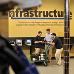 nfrastucture hires former Xerox executive to its c-suite