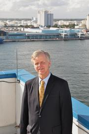 Steven Cernak, chief executive and port director, Port Everglades.