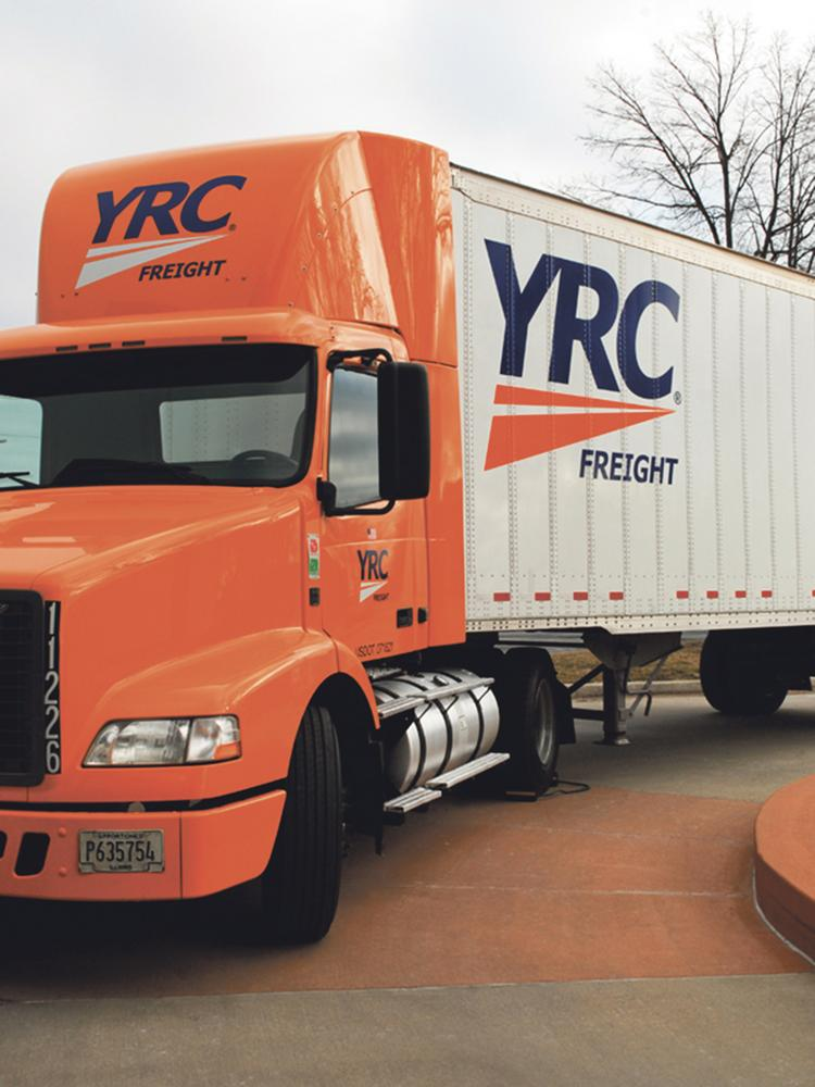 Teamsters approve national contract with YRC - Kansas City