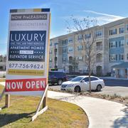 The first units of Siena on Sonterra debuted earlier this year on the city's far North Side. It is the third development in San Antonio by Flournoy Cos.