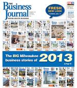 The big Milwaukee business stories of 2013: Amazon, Northwestern Mutual led the list