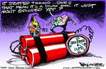 2013 best of Milt Priggee's editorial cartoons