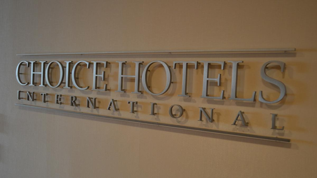Choice hotels international nyse chh overhauls for Choice hotels