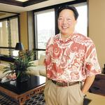 Bank of Hawaii CEO Peter Ho sees dip in 2016 compensation