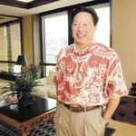 Bank of Hawaii CEO Peter Ho made $7.9M in 2014