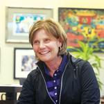 A top Nike exec decides to hang up her clubs