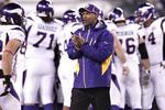 Vikings fire coach Leslie Frazier