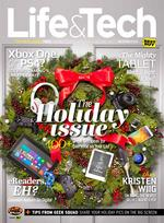 Best Buy launches Life & Tech magazine