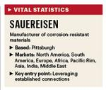 Sauereisen leverages US projects to land ones abroad