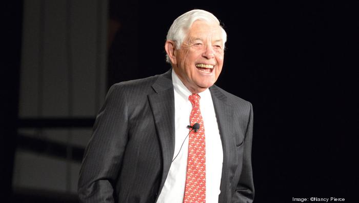 Hugh McColl lobbies Jeff Bezos, worries HB2 hurts HQ2 pitch