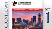 1. Des Moines, Iowa Forbes note:  Has the highest concentration of financial services employment in the country.