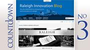 3. Raleigh, N.C. Forbes note: Has the second highest rate of people moving into the city over the past five years.