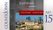 15. Fort Worth, Texas Forbes note: Only Austin's economy is expected to expand faster.