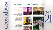 21. San Francisco Forbes note: Forty-nine percent of the work force has a college degree.