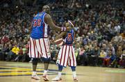 The Globetrotters have been appearing in Milwaukee on Dec. 31 for more than 25 years.