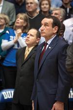 The Coach: Mike Krzyzewski