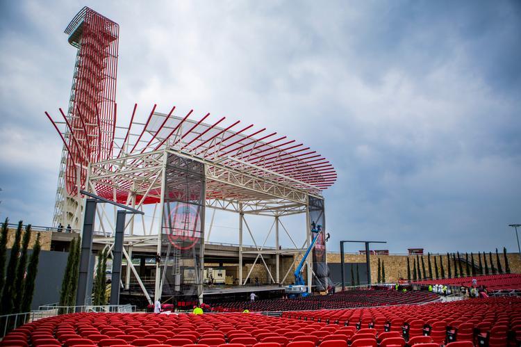 Austin360 Amphitheater C3 Presents Get Pollstar