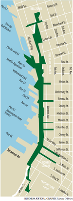 By the numbers: The Elliott Bay Seawall construction
