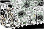 Milt Priggee's editorial cartoon