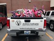 The bike drive is part of Kosair Charities Inc.'s' Big Wheel Bike Program.