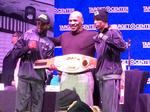 Mike Tyson adds punch to Target Center boxing