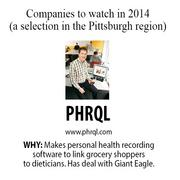 PHRQL makes personal health recording software that links grocery shoppers to dietitians. The company signed an agreement with grocer Giant Eagle.