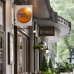 Dunhill Hotel renames its restaurant The Asbury