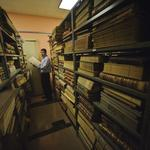 Bank of America's 'Indiana Jones' strives to save bank's past (PHOTOS)