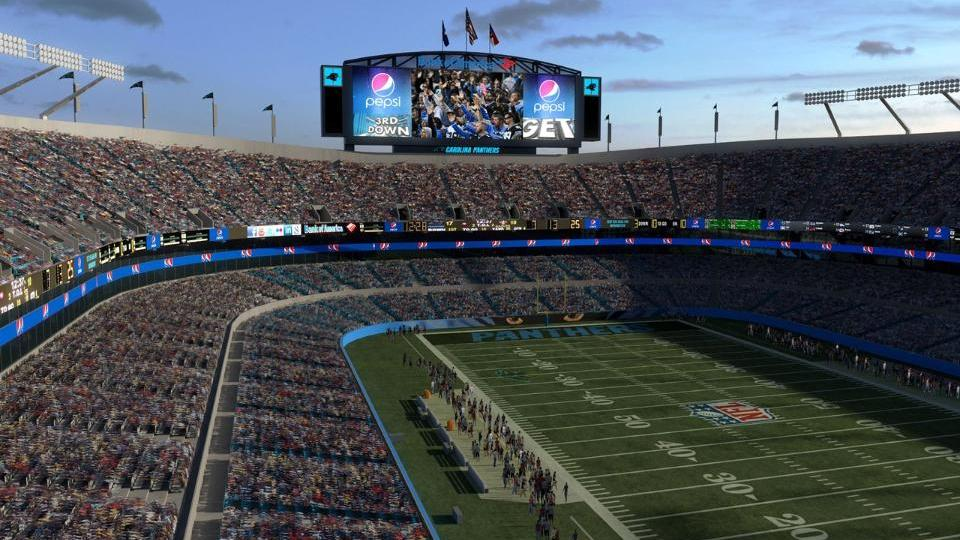 Carolina Panthers Thinking Big With Upcoming Stadium