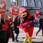 Sale of Redbirds and AutoZone Park finalized