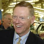 Ford accelerates succession plan for <strong>Mulally</strong> (Video)