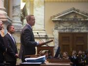 Gov. Martin O'Malley will deliver the keynote speech at the University of Maryland graduation on May 22.