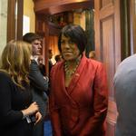 Stephanie Rawlings-Blake will think 'long and hard' about a Senate run