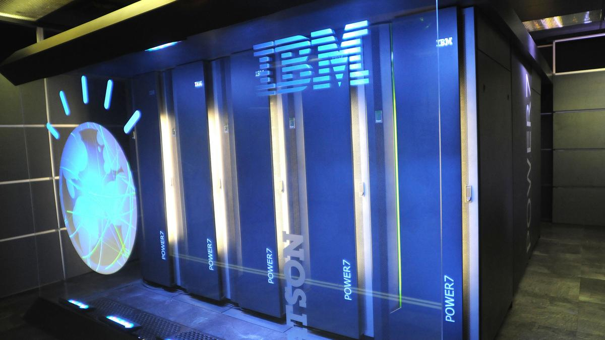 IBM stock dips on more year-over-year revenue declines