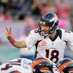 Denver Broncos players finish outside the top 10 for NFL merchandise sales