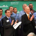 <strong>Gray</strong> <strong>Swoope</strong> resigns from Enterprise Florida