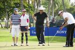 Sony Open in Hawaii 2014 pro-am tournament: Slideshow