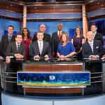 WGN-Channel 9's morning news pulled in viewers as Chicago temps fell