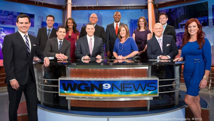 Newsthis Provides News About: WGN-Channel 9's Morning News Pulled In Viewers As Chicago