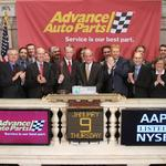 Advance Auto Parts shares spike on reports of potential sale
