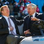 Jerry Richardson should tackle big issues with Echo award
