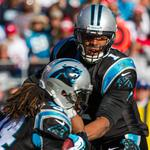 New blip on NFL radar: Carolina Panthers' jerseys