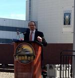 Federal, state, local officials, business community gathers to celebrate continued work on SunRail (slideshow)