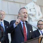 Former Senate leader <strong>Darrell</strong> <strong>Steinberg</strong> takes job with Greenberg Traurig