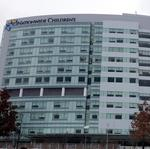 Nationwide Children's planning outpatient, office buildings next to main campus
