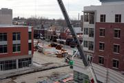 The apartments at U Square will be ready for occupancy Aug. 1.